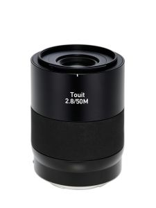 Объектив Carl Zeiss Touit 2.8/50M E-mount