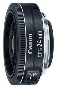 Объектив Canon EF-S 24mm f/2.8 STM